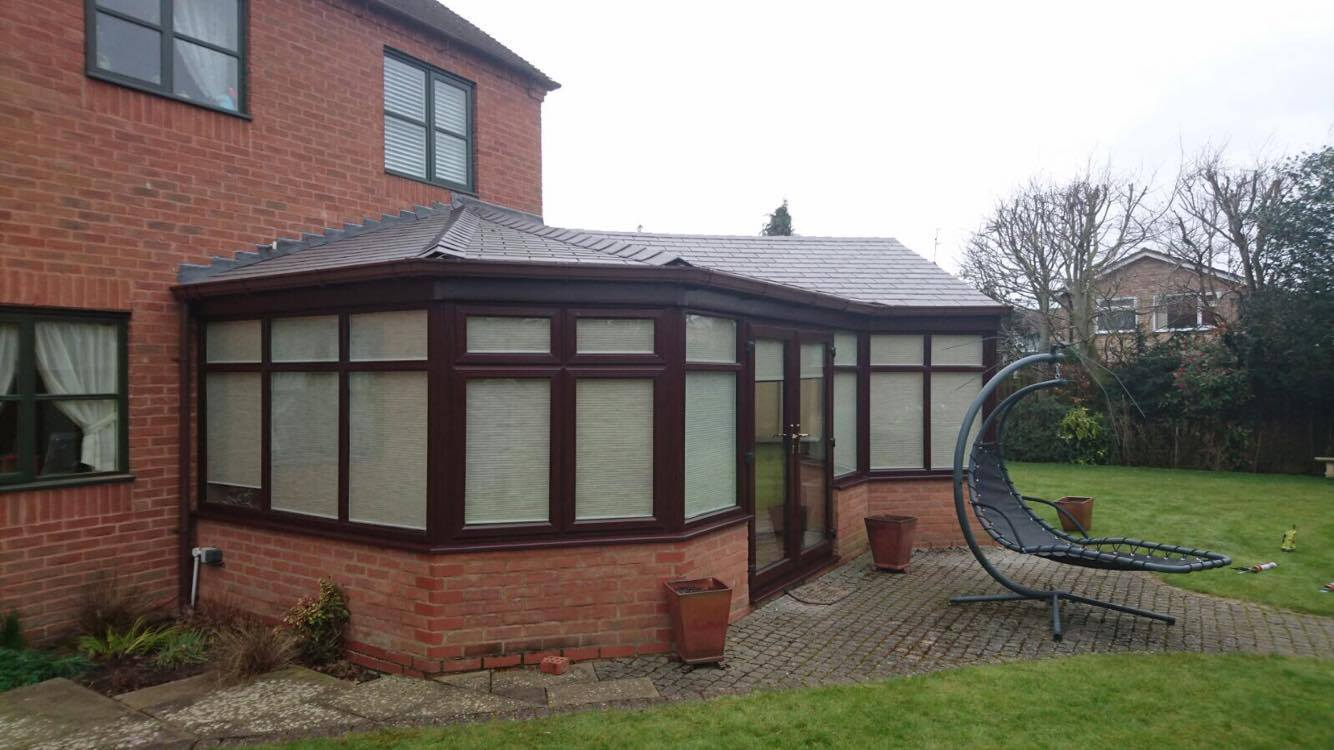 Tiled roof conservatories 4