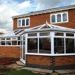 Shaped conservatory Rugby and Southam