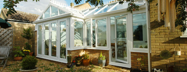 P-Shaped_Conservatory Warwickshire Conservatories