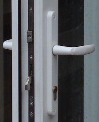Conservatory repairs-Door locks repaired